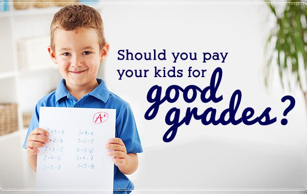 Paying Kids for Grades