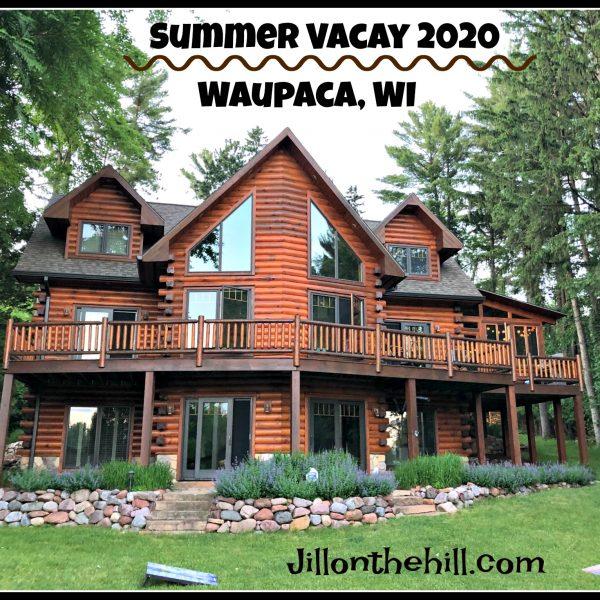 Summer Vacation 2020- Waupaca, Wisconsin Part 1