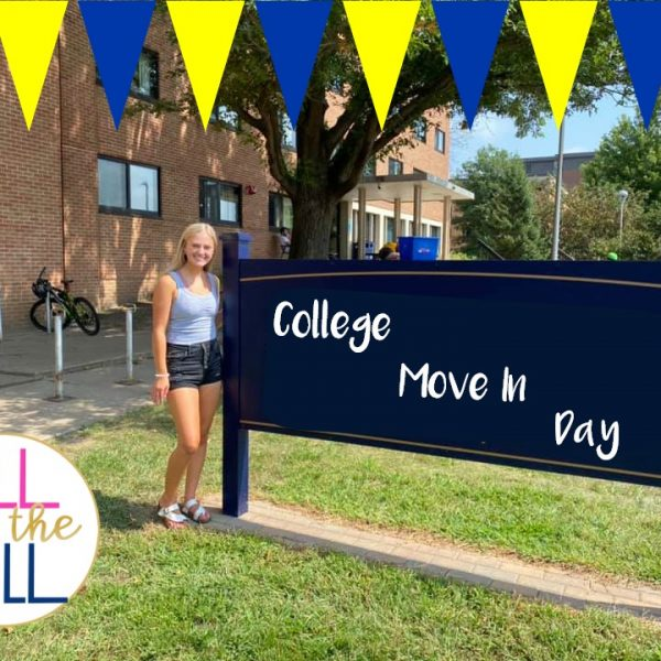 College Move In Day- August 2020