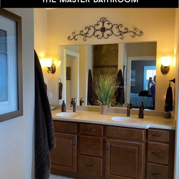 Let's Look: Bathroom Organization