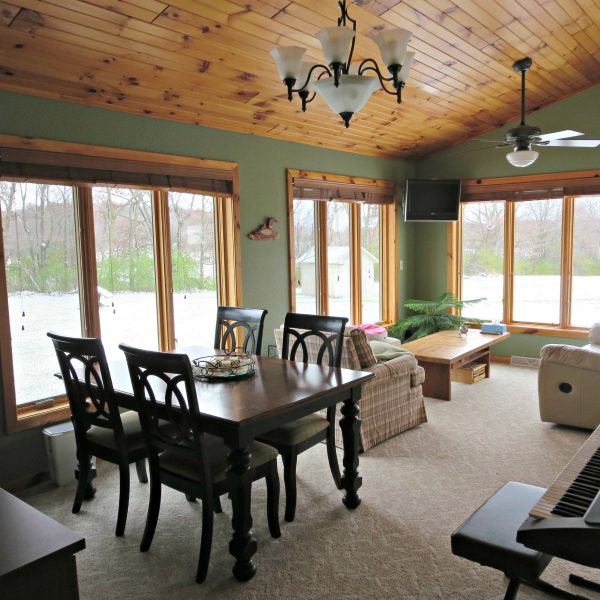 91 Day De-Cluttering Challenge- The Sunroom…MY playroom!
