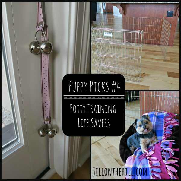 Puppy Picks #4- Potty Training Life Savers