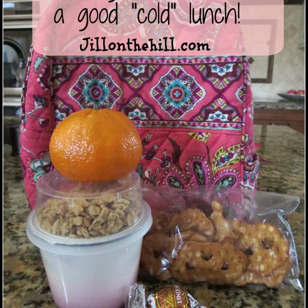 How We…PACK LUNCHES
