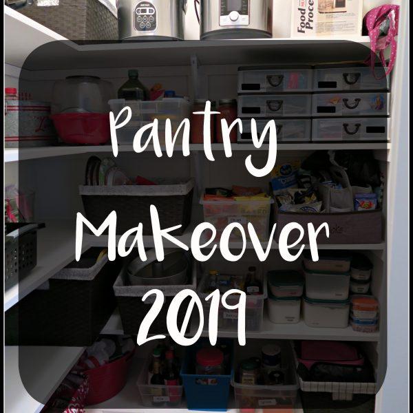 Let's Look!!  My Pantry
