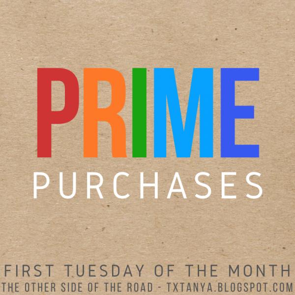 Prime Purchases- November 2020