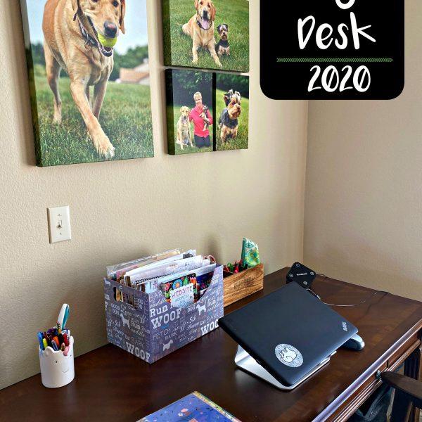 Let's Look: Our Desks!