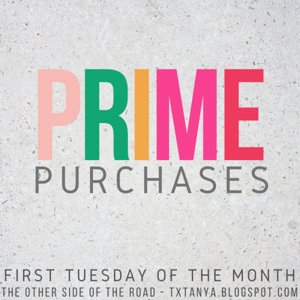 Prime Purchases- March 2021